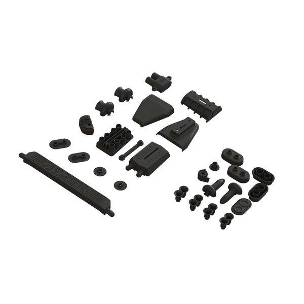 arrma 1/7th Scale Body Accessories Set A