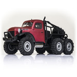 FMS 1/18 Atlas 6x6 RTR Crawler, Red (shipping included)