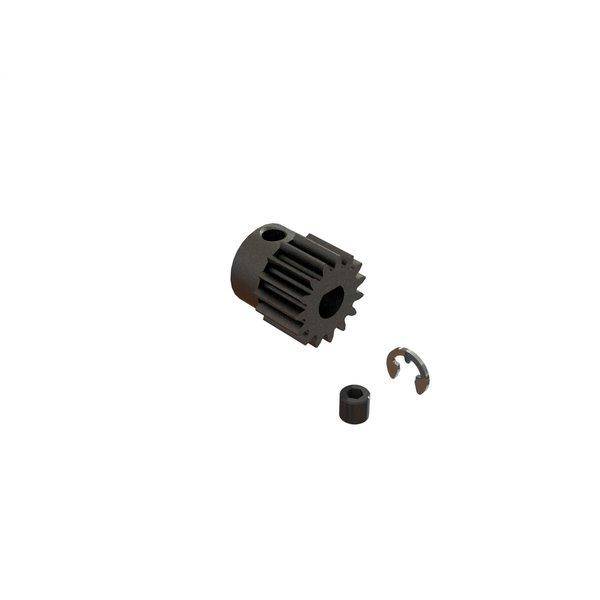arrma 15T 0.8Mod Safe-D5 Pinion Gear