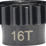 HOT RACING 16t Mod 1.5 Hardened Steel Pinion Gear 8mm Bore