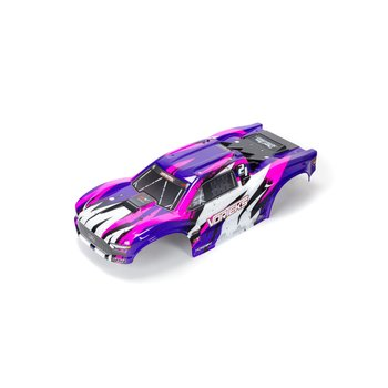 arrma VORTEKS 4X4 BLX Painted Decal Trimmed Body(Purple)