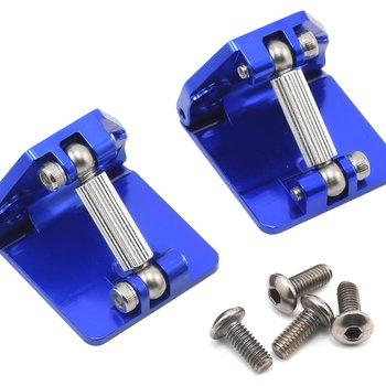HOT RACING Aluminum Adjustable Trim Tabs (2): TRA M41