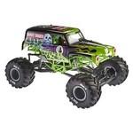 axial AX90055 1/10 SMT10 Grave Digger Monster Jam Truck