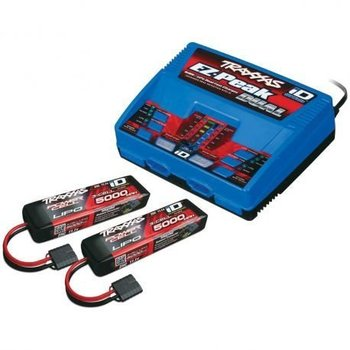 Traxxas 2990 Battery/Charger Completer Pack( Grd ship inc)