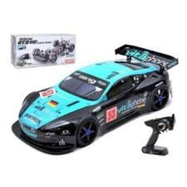 KYOSHO INFERNO GT2 VE RACE SPEC ASTON MARTIN