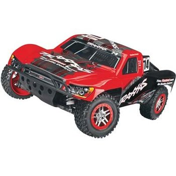 Traxxas tra68086-4 1/10 Slash 4x4 BL SC W/TSM RTR no batt body will vary