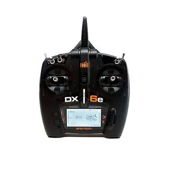 Spektrum DX6e 6CH Transmitter Only