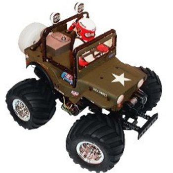 Tamiya 58242 1/10 Wild Willy 2000 Kit