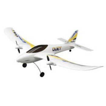 DUET RTF Electric RC Plane (Online price includes ground shipping to the lower 48 states)