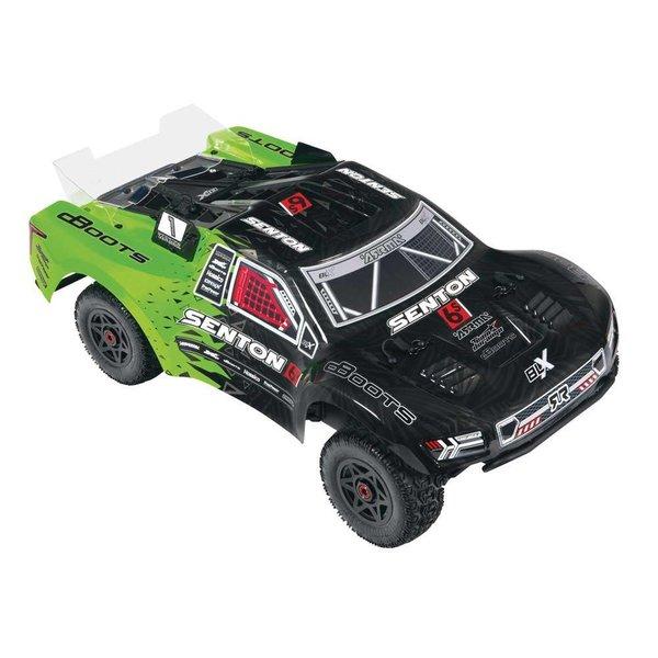 arrma AR102654 Senton 6S 1/10 BLX 4WD Short Course GRN / BLK