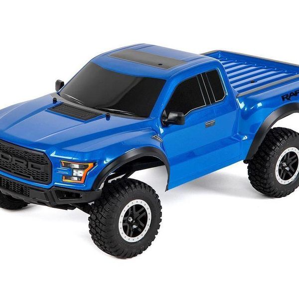 58094-1 2017 Ford Raptor Blue RTR w/TQ 2.4GHz WP w/XL-5
