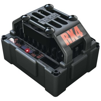 TEK TT2000 RX4 Hardbox WP Sensored/Sensorless D2 BL ESC