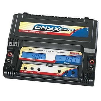 ONYX Onyx 245 AC/DC Dual Charger w/Balancing