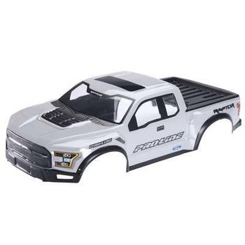 PROLINE 3461-14 Pre-Painted/Pre-Cut 2017 Ford F-150 Raptor Gray