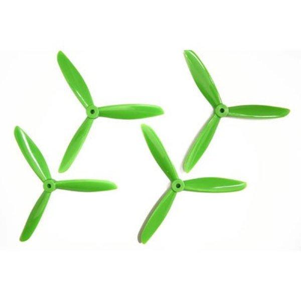 6x4.5 DAL Tri-Prop: Green 4pk