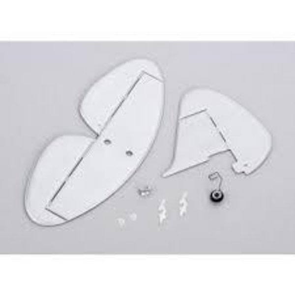 NYACmplt Tail w/Accy: UM Carbon Cub