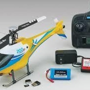 200 FP V-Cam RTF Heli 2.4GHz w/LED's/Camera