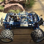 Associated Electrics MGT with Axial .32