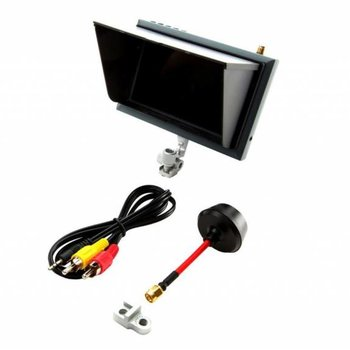 Spektrum Spektrum 4.3 inch video monitor, sunshade, mount