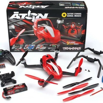 Traxxas 7908 ATON Quad-Rotor RTF W./2.4GHz Camera Mount and Battery