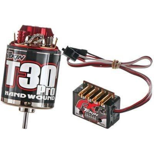 TT2100 FXR ESC Crawler Combo 30T Pro Motor