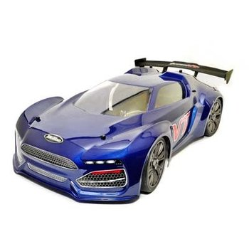 HOA HB-VT-C30BU New Hyper VT On-Road GT Nitro RTR Blue
