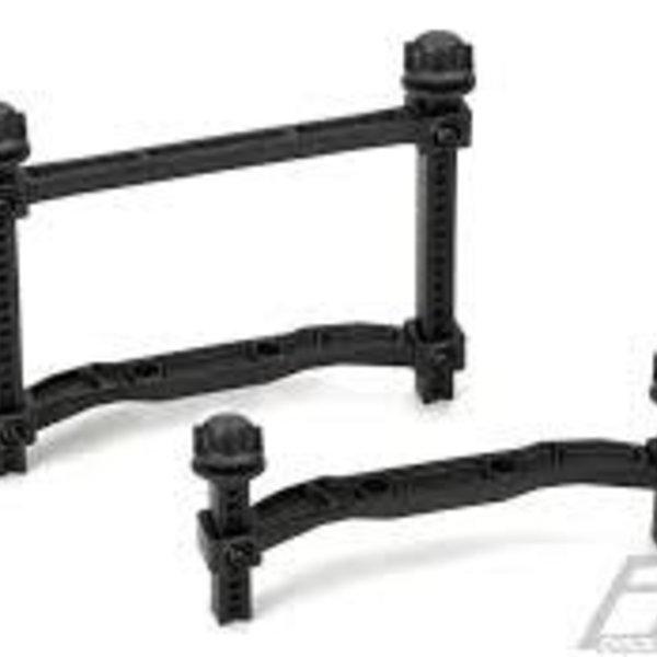 PROLINE 6087-00 Extended Front/Rear Body Mounts Slash 4x4