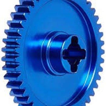 Dromida Aluminum Spur Gear 45T Blue BX MT SC 4.18
