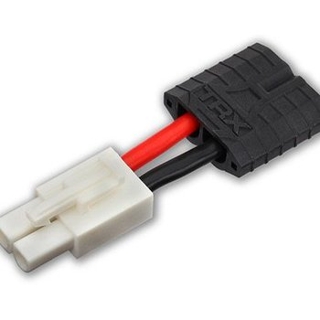 Traxxas 3062X High Current iD Connector Adapter, Female to Molex Male