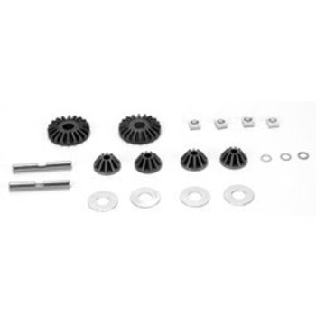 LOSI Diff Gear Set w/Hardware: 10-T