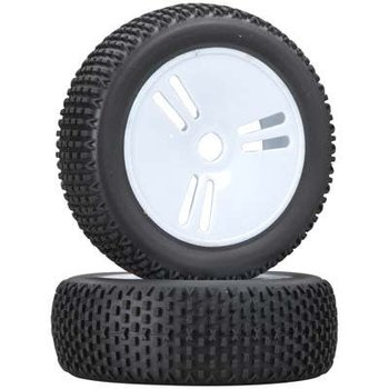 DuraTrax Wheel/Tire/Foam Insert Assembled 835B (2)