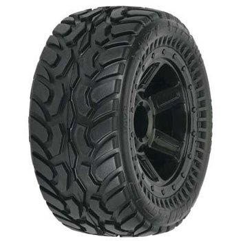 PROLINE 1071-11 Pro Line Dirt Hawg I Off-Road Tires Mounted 1/16 (2)
