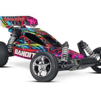 Traxxas 24054-1_HWN Bandit: 1/10 Scale Off-Road Buggy with TQ 2.4GHz radio system