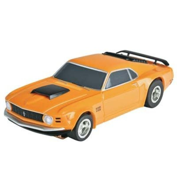 AFX 21050 MG+ '70 Mustang Boss Orange