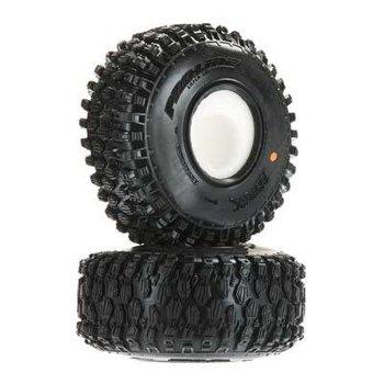 """PROLINE 10132-14 Hyrax 2.2"""" G8 Rock Terrain Truck Tires (2) F/R"""