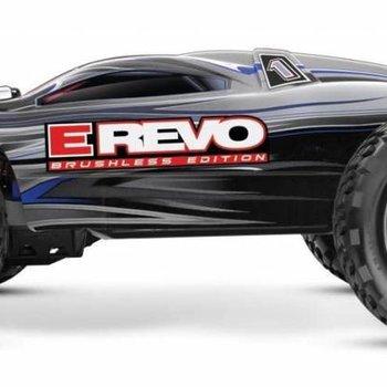 Traxxas 56086-4 E-Revo Brushless w/TQi 2.4GHz