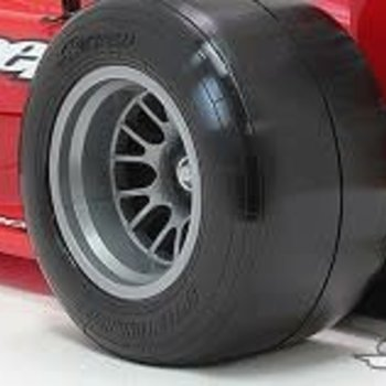 SWEEP F1 tire 32deg set of (2) mounted
