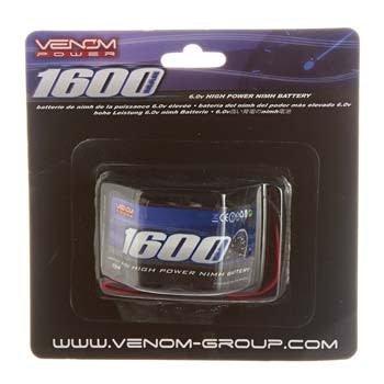 VENOM 6v battery