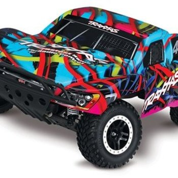 Traxxas 58034-1_HWN Slash: 1/10-Scale 2WD Short Course Racing Truck with TQ 2.4GHz TX Batt & full charger included