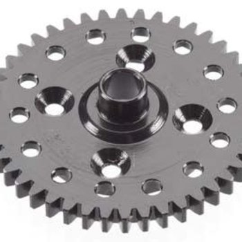 TKR5115 Spur Gear 44T Hardened Stl/Lghtnd/EB48/SCT410