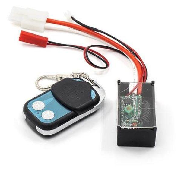 YEAH RACING Yeah Racing 1/10 RC Rock Crawler Wireless Remote Receiver Winch Control YA-0389