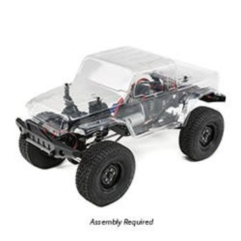 ECX 1.9 4WD Barrage Brushed: Kit