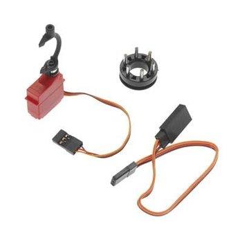 arrma AR390103 ADS-08 Diff Locking Servo Set Nero