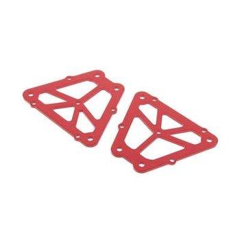 arrma AR320264 Suspension Brace Aluminum Red Nero (2)