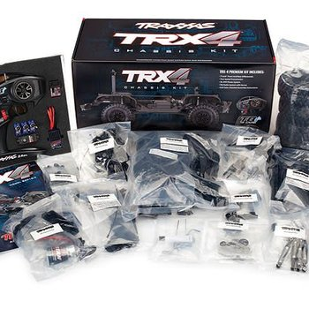 Traxxas TRX4 CRAWLER KIT