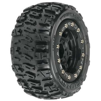 "PROLINE 1194-13 Trencher 2.2"" M2 All Terrain Tires (2) 1/16"
