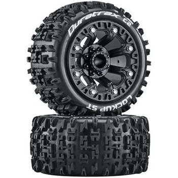 DuraTrax Lockup ST 2.2 Black (2)