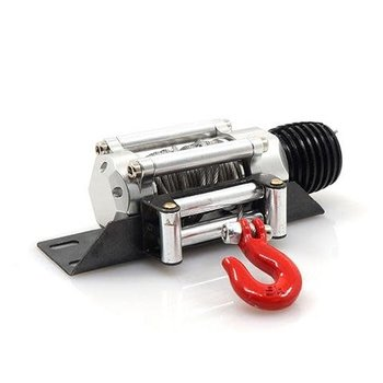 YEAH RACING Yeah Racing 1/10 RC Rock Crawler HD Metal Steel Wired Winch Unit Type A YA-0386