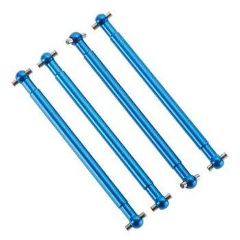 Dromida Aluminum Dogbone/Drive Shaft Blue BX MT SC (4)