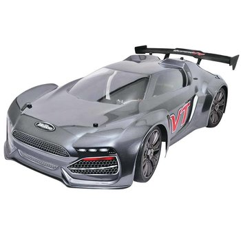 hobao HB-VTE-C150DG 1/8 Hyper VT On-Road Elec RTR Grey w/150A